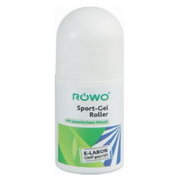 Rowo sportgel roller 50ml