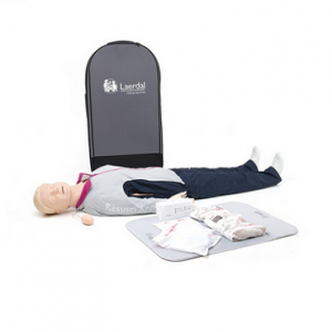 Laerdal Resusci Anne full body trolley