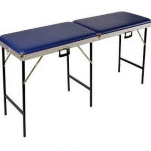 Koffer massagebank 70 cm breed 2 delig