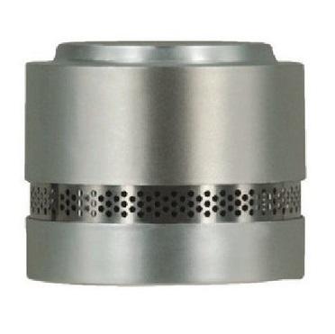 Rookmelder Nano mat Zilver