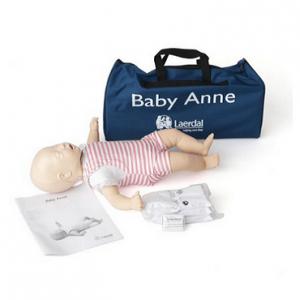 Laerdal Baby Anne in draagtas