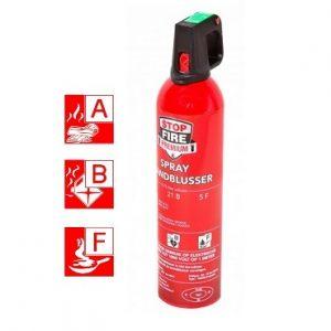 Spray brandblusser universeel