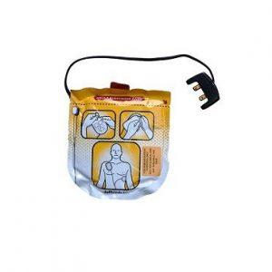 Defibtech elektroden Lifeline View