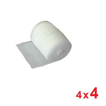 Cohesief elastisch fixatiewindsel 4m x 4cm