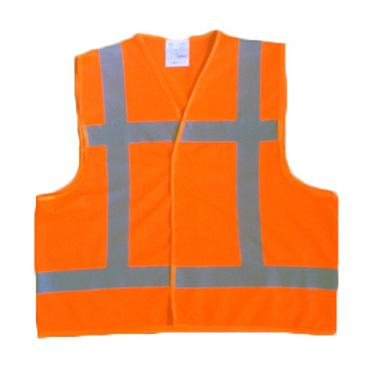 Hesje oranje opdruk EHBO 2