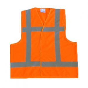 Hesje oranje opdruk BHV