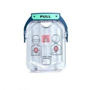 Defibrillatiecassette Heartstart HS-1 kinderen