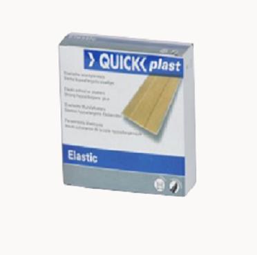 Pleisters elastisch 8cm x 1m