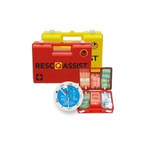 Resc-Q-Assist verbandkoffer B diverse kleuren