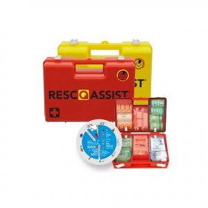 Resc-Q-ASSIST verbandkoffer Medi Multi met BHV vulling