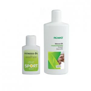 Rowo fitness-olie met JHP-olie div inhoud